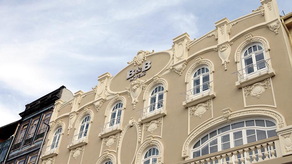 Hotel B&B Porto Centro