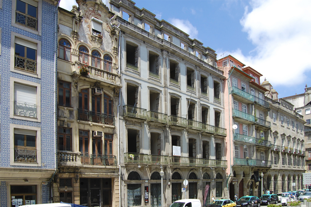 Porto is having another hotel this year | in Publituris