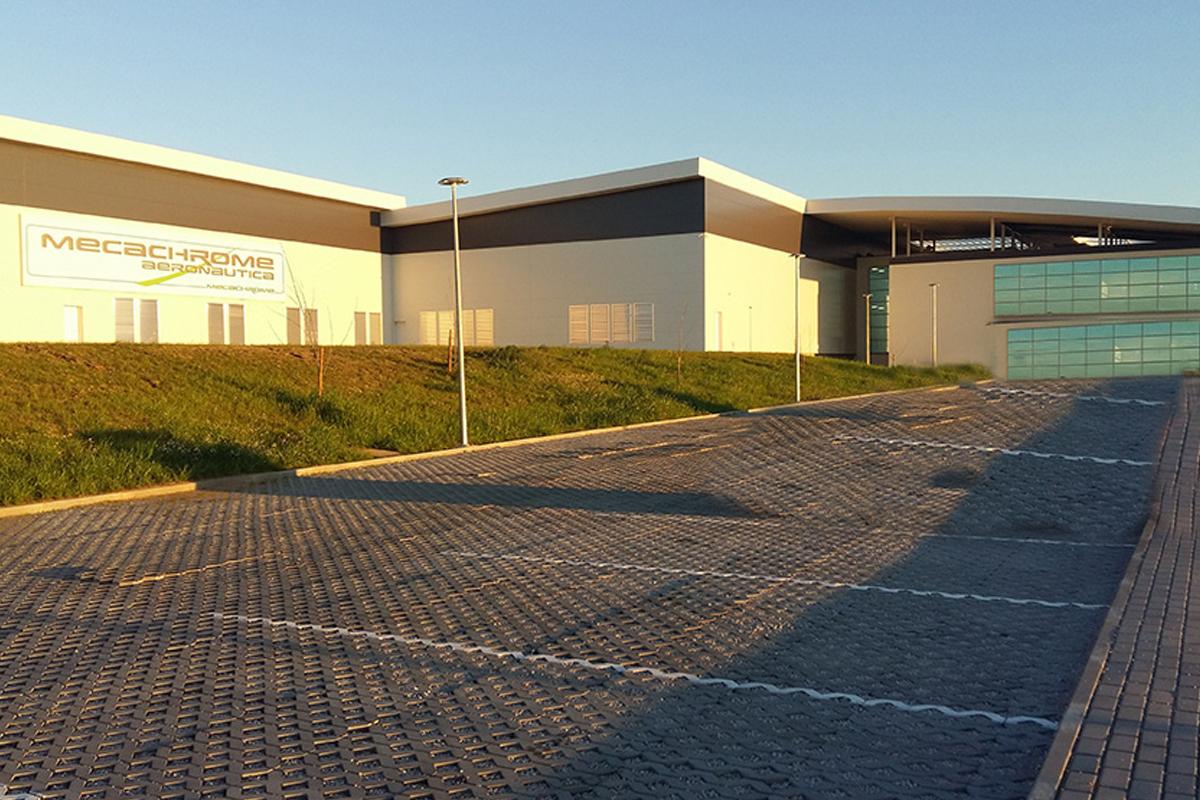 Lucios is building an aeronautics factory in the amount of 7,2 million euros in Évora | in Bit.pt