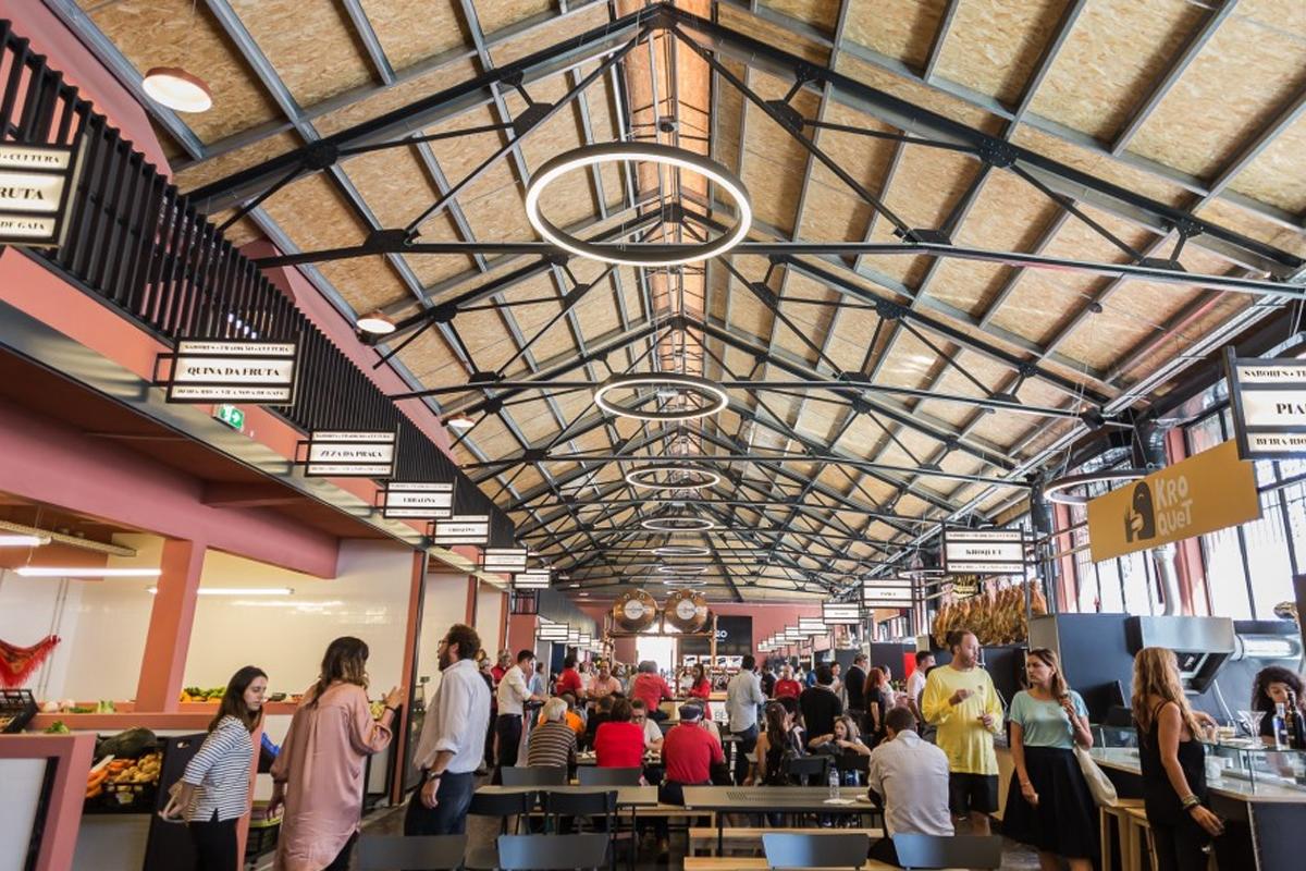 Renewed Mercado Beira-Rio in Gaia opens | in Dinheiro Vivo