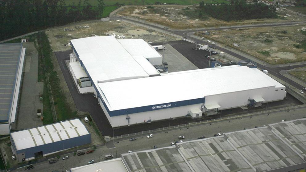 Entreposto Industrial Frigomato