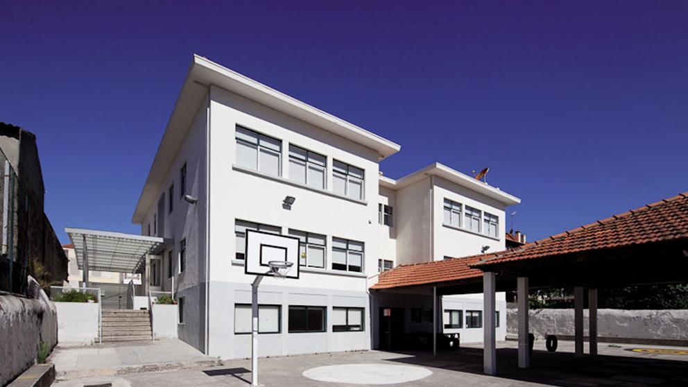 Escola Básica E Jardim De Infância De Lordelo