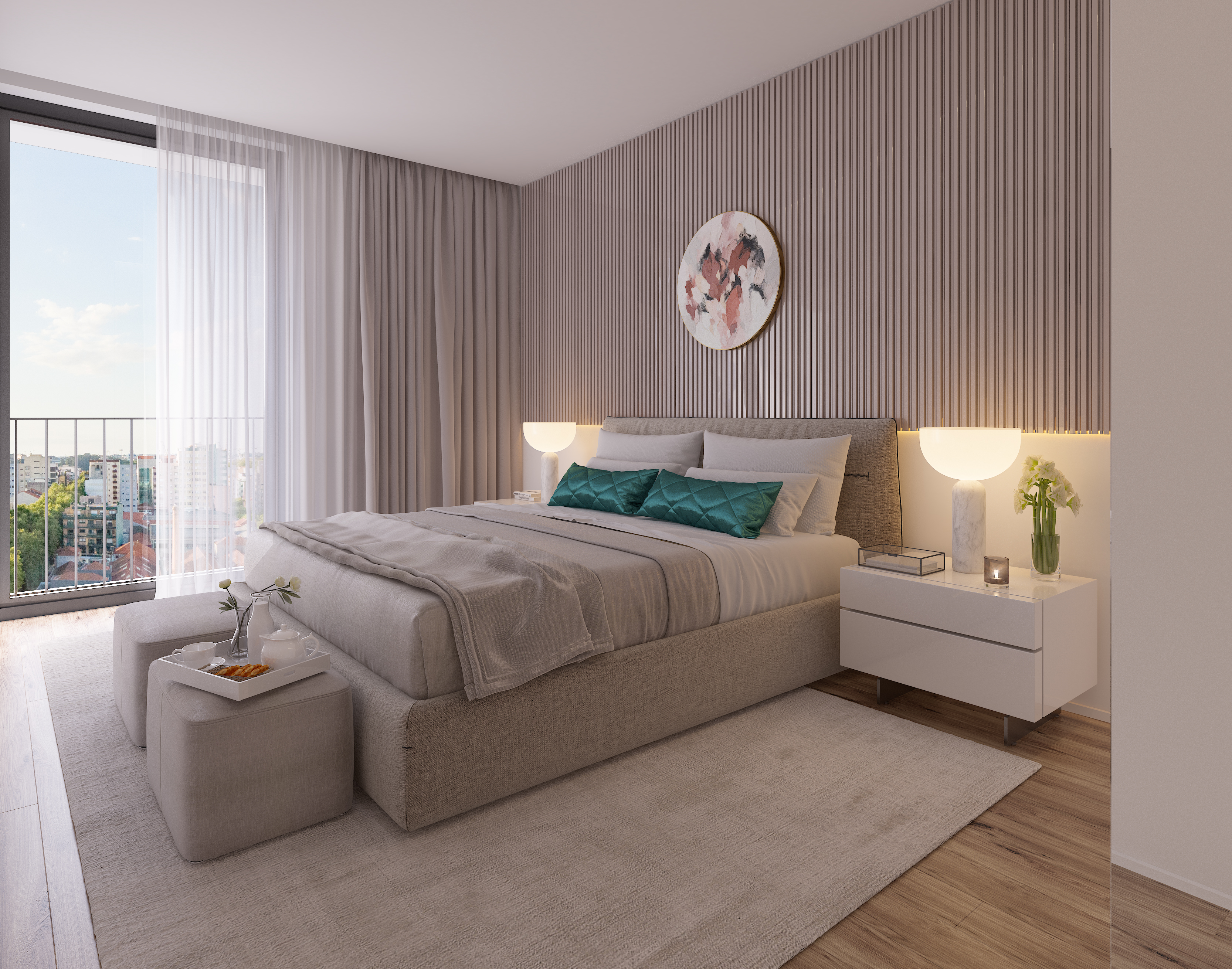 Litoral Living | Bloco A | T2